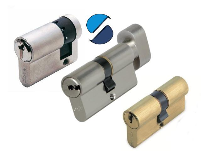 5x come sostituire il cilindro di una serratura guida for Estrarre chiave rotta da cilindro