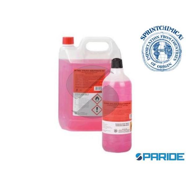 ALCOOL ETILICO DENATURATO 94 5 LT