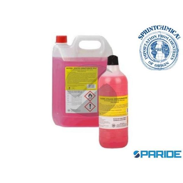 ALCOOL ETILICO DENATURATO 99,9 5 LT