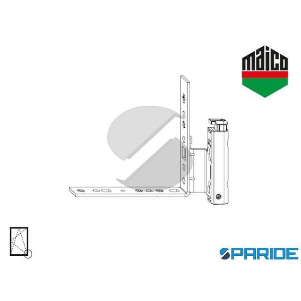 ANGOLO CERNIERA DT130 12/18-9 DESTRO 54710 MAICO F...