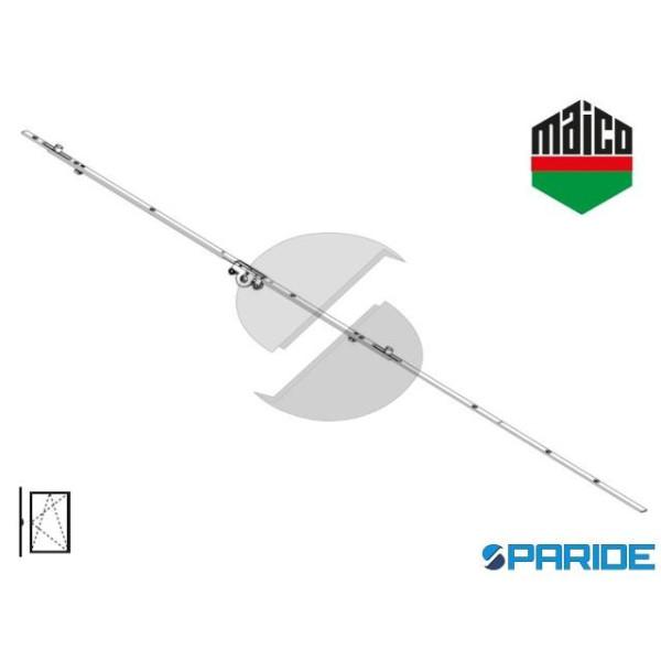 ASTA RULLI FIX E 15 MM CON NOTTOLINO 211965 MAICO ...