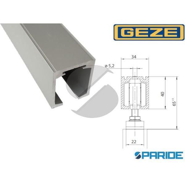 BINARIO PERLAN 140 EV1 6 ML 128660 GEZE