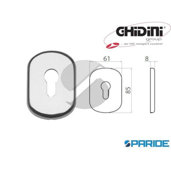 BOCCHETTA GHIBLI 62X86 FORO YALE GHIDINI CROMO SAT...