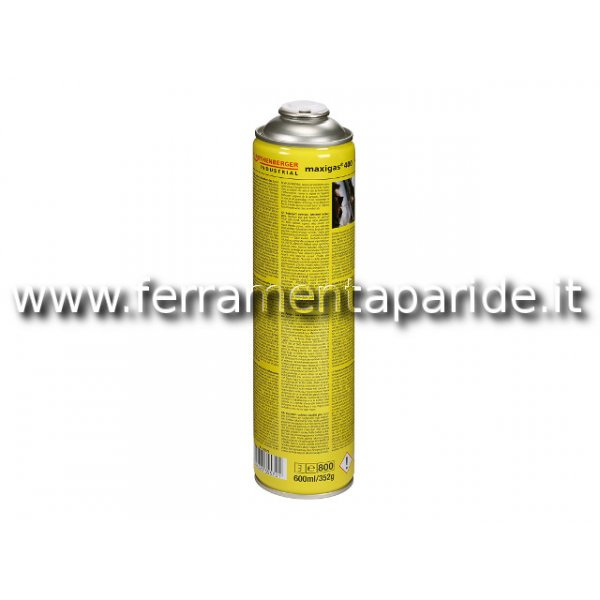 BOMBOLA MAXIGAS ML 600 ART 35570