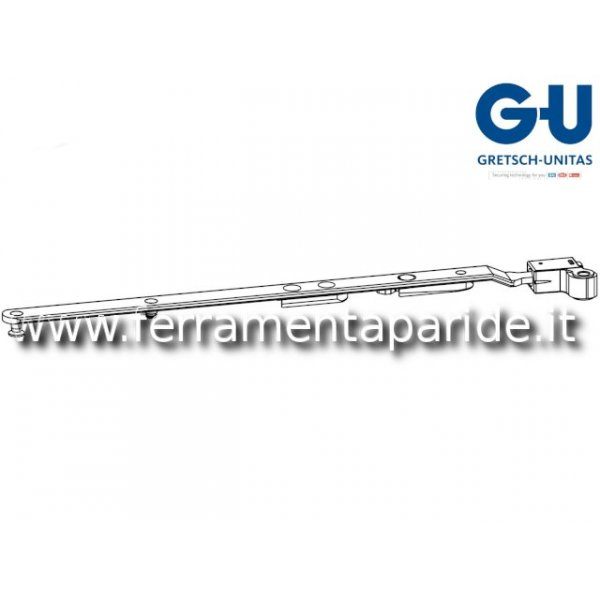 BRACCIO SOSTEGNO 501-750 A-B 6-28011-18-0-1 GU