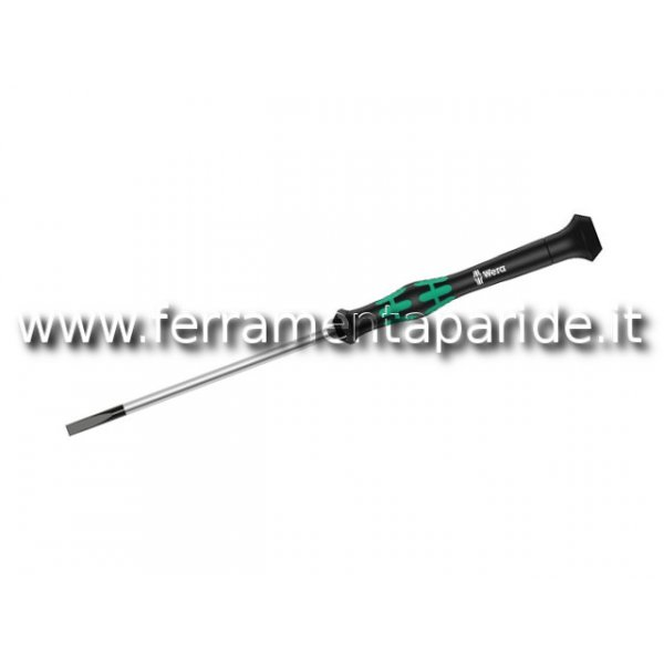 CACCIAVITE TAGLIO 0,8x40  2035 WERA  X ELETTR