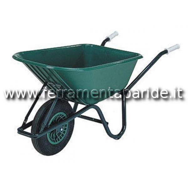 CARRIOLA PVC VERDE FORT TK100 LT 100