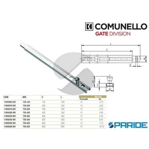 CATENACCIO 735-300 A SALDARE MEDIO COMUNELLO