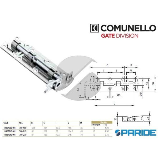 CATENACCIO PORTALUCCHETTO 760-180 MEDIO COMUNELLO