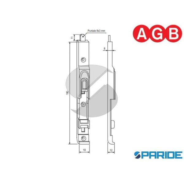 CATENACCIO SUPERIORE ARIA 4 A400360102 AGB