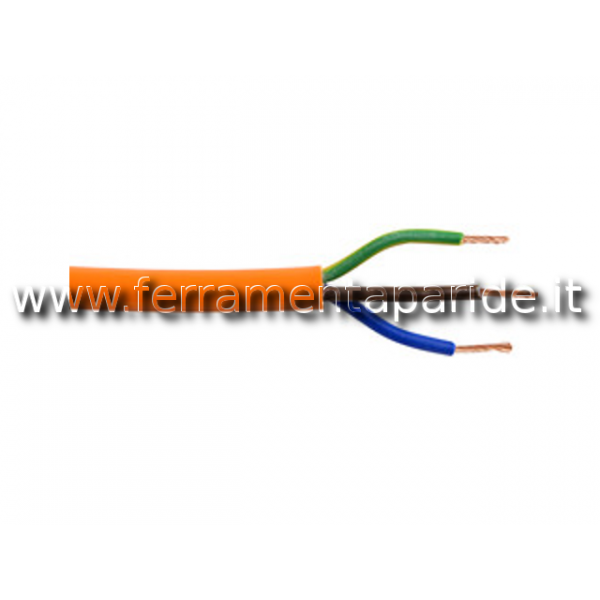 CAVO ELETTRICO SILICONIC ARANC 3X1 mm