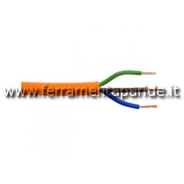 CAVO ELETTRICO SILICONIC ARANC 3X1,5 mm