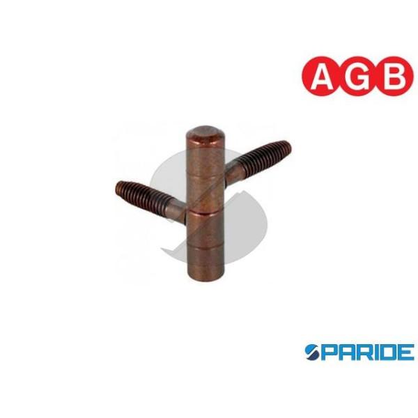 CERNIERA ANUBA D 16 119 E001191602 BRONZATA AGB
