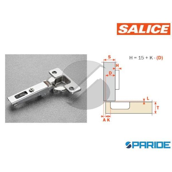 CERNIERA SALICE 110 GR C2A6A99 COLLO 0 SERIE 200
