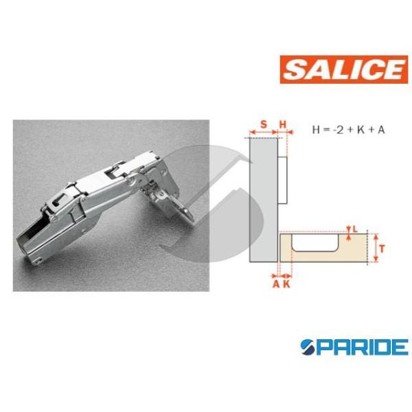 CERNIERA SALICE 165 GR D 35 COLLO 17 C2AFP99 SERIE...