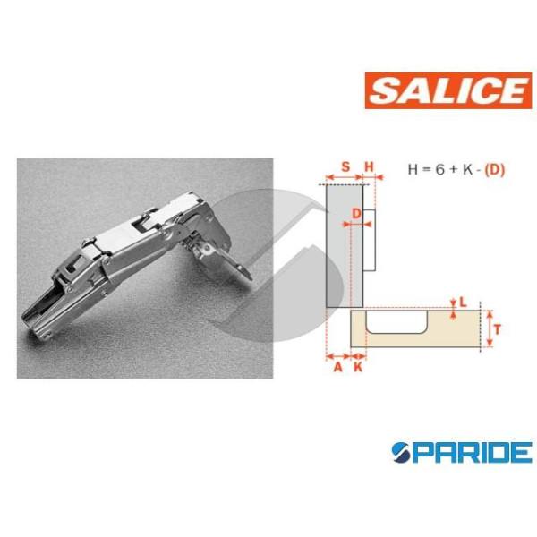 CERNIERA SALICE 165 GR D 35 COLLO 9 C2AFG99  SERIE...