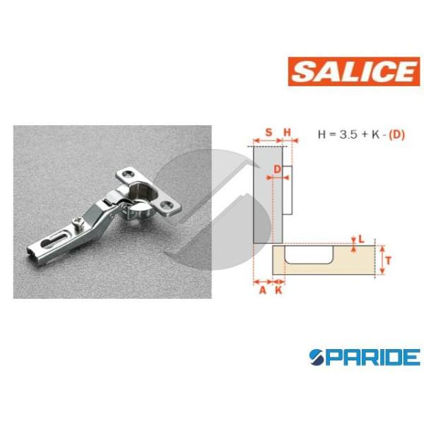 CERNIERA SALICE 94 GR D 26 C6A7L99 COLLO 9