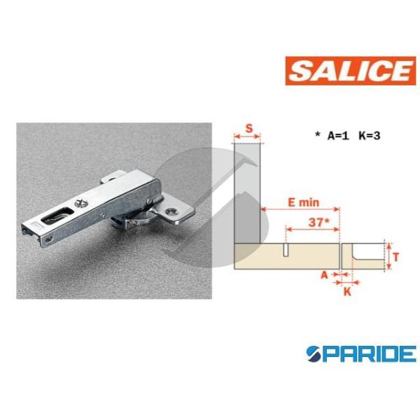 CERNIERA SALICE 94 GR D 35 C2ABN99AC 37X32 CONTROC...