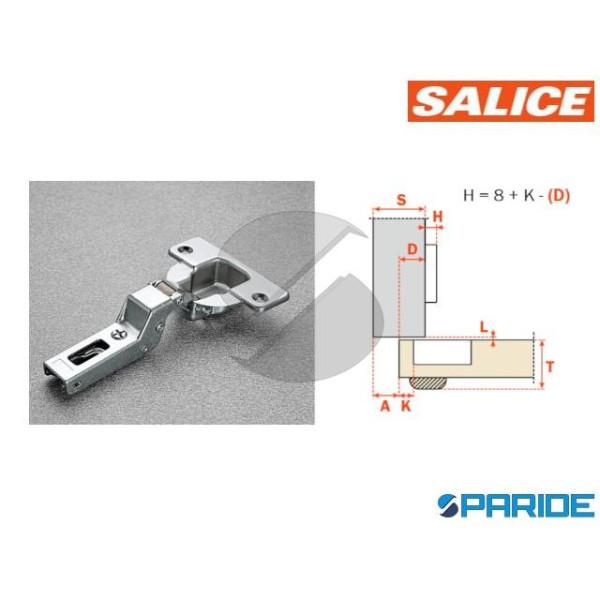 CERNIERA SALICE 94 GR D 40 COLLO 11 CFA7G99  SERIE...