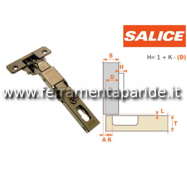 CERNIERA SALICE ANTE IN LEGNO 110 GR CBA2A99  SERIE B