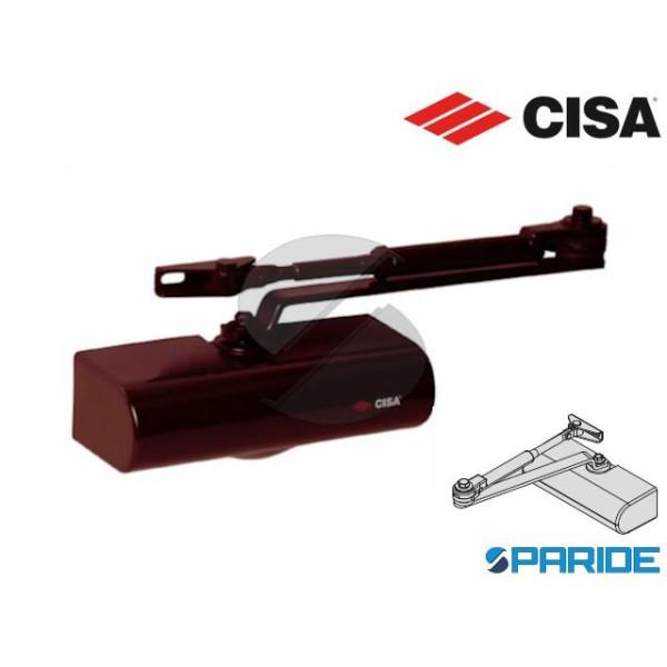 CHIUDIPORTA AEREO C1416 CISA SMART PLUS 2 TESTA DI...