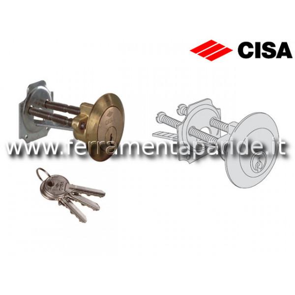 CILINDRO APPLICARE D 30 02500 00 OTTONE CISA
