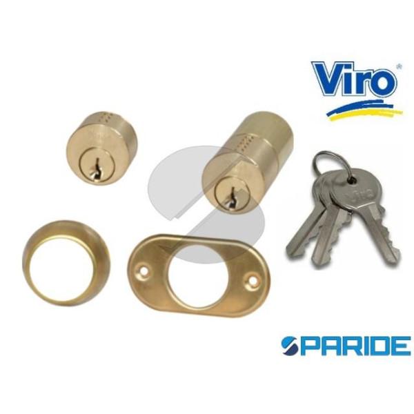CILINDRO INTERNO ESTERNO 791794 VIRO PER SERRATURA...