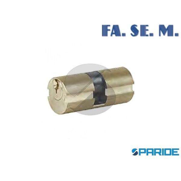 CILINDRO TONDO D 25 L 62 901 OTTONE 7031 FASEM 22-...