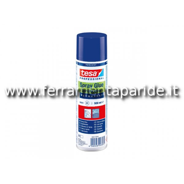 COLLA SPRAY EXTRA STRONG 500ML TESA