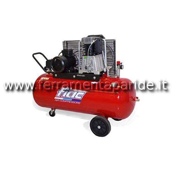 COMPRESSORE 100 LT FIAC AB 100-268 M 230V 2 HP