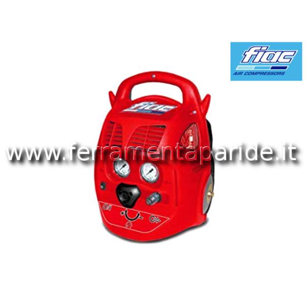 COMPRESSORE PORTATILE BATAIR 6 LT 8 BAR FIAC