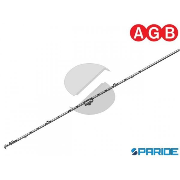 CREMONESE E 15 MM GR 10 2200-2400 A-R LEGNO A401101510 AGB TESI