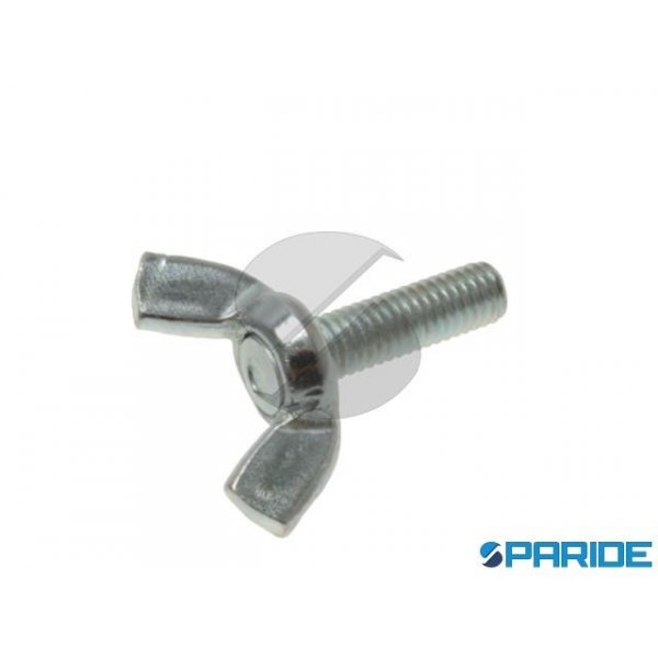 DADO A GALLETTO INOX MASCHIO M6X20