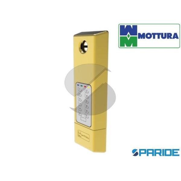 DEFENDER ELETTRONICO DF501 MOTTURA PVD ORO LUCIDO ...
