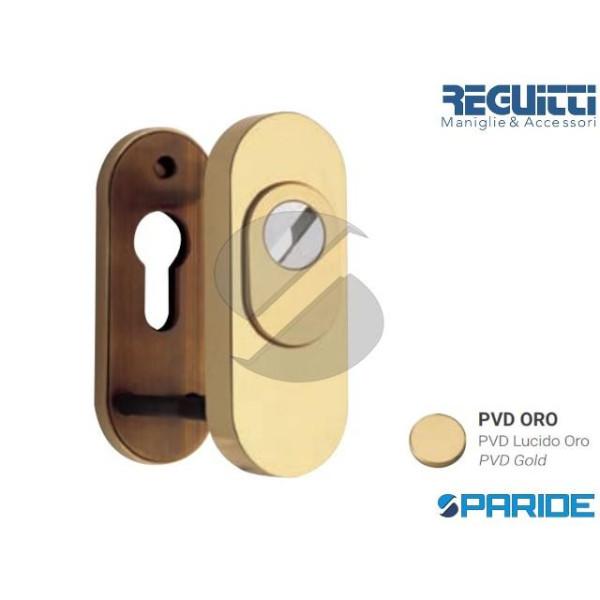 DEFENDER OVALE PVD CD006 YALE REGUITTI OTTONE LUCI...