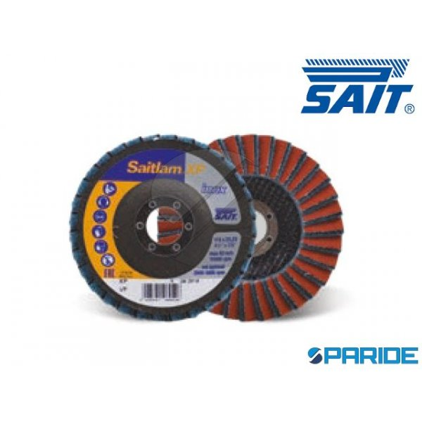 DISCO A LAMELLE MISTO D 125 MM Z80 SAITLAM-XP SAIT