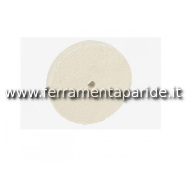 DISCO FELTRO\FIBRA A D.180 1137A