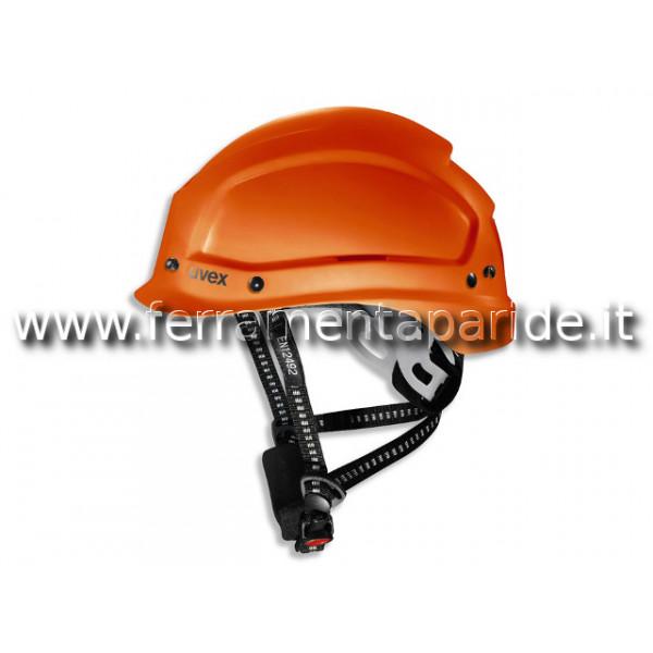 ELMETTO PROTETTIVO UVEX ALPINE 9773-250 ARANCIO