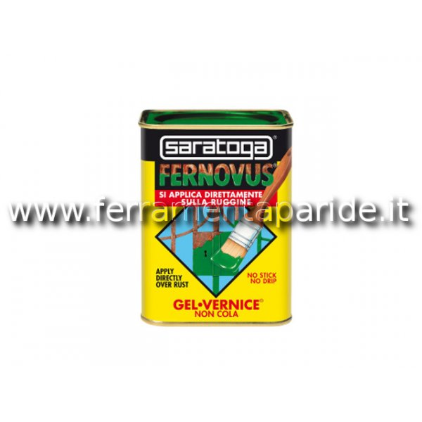 FERNOVUS 750ML MARRONE RINASCIMENTALE METALLO