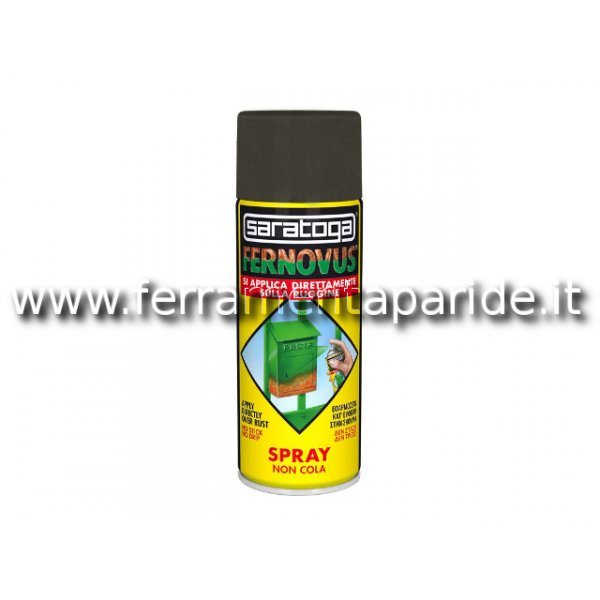 FERNOVUS SPRAY FERRO ANTICO 400ML