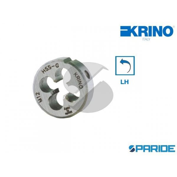 FILIERA 12062 M3 P0,50 HSS-G SINISTRO KRINO