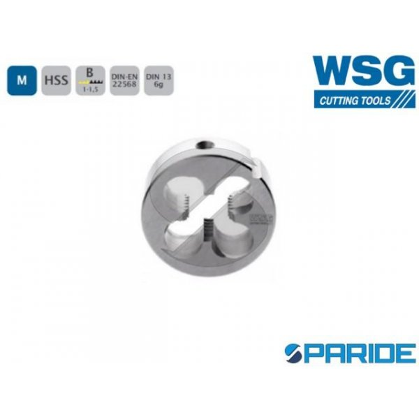FILIERA 7001 M18 P2,5 IMBOCCO CORRETTO WSG