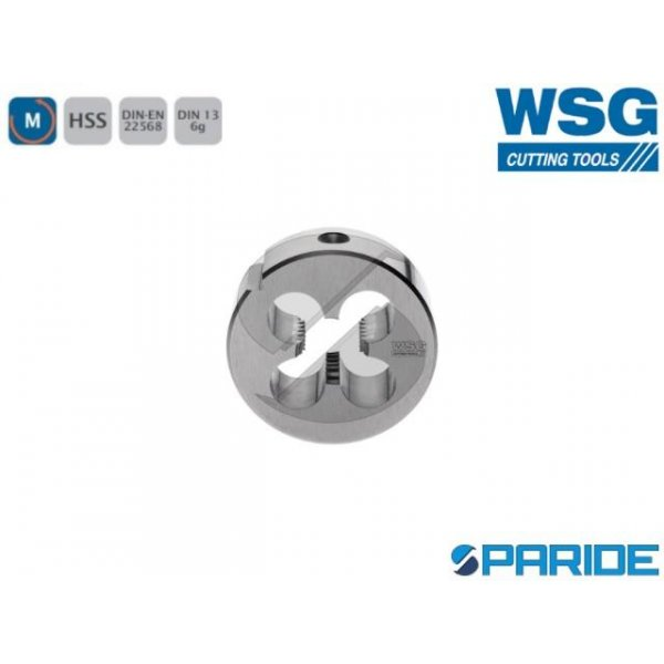 FILIERA 7011 M4 P0,7 SINISTRA HSS SENZA IMBOCCO CO...