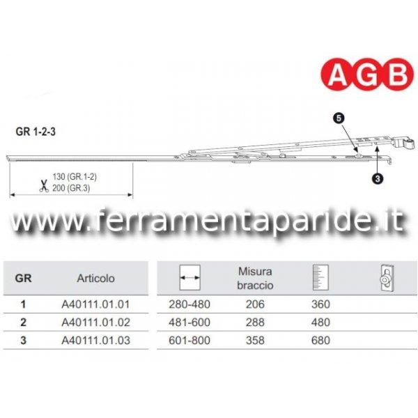 FORBICE 34X20 GR3 601-800 B15-18 AGB A401110103