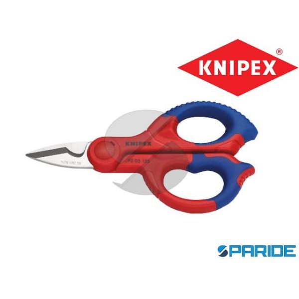 FORBICE DA ELETTRICISTA 95 05 155 SB KNIPEX