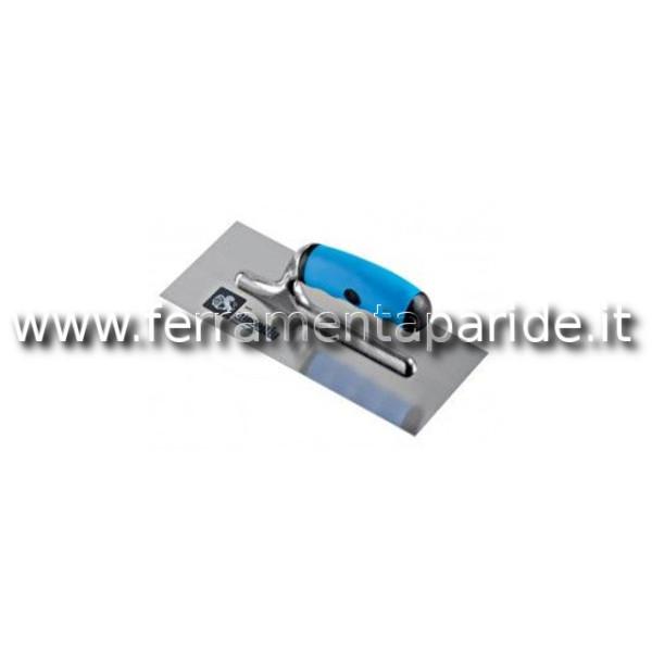 FRATTAZZO 24X10 LAMA INOX 042021 AUSONIA MANICO IN...