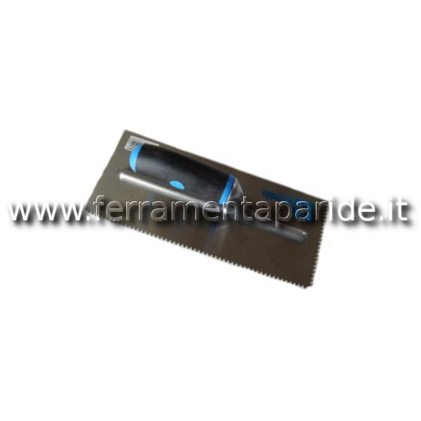 FRATTAZZO 28X12 DENTE 1\8 ART 42042 AUSONIA
