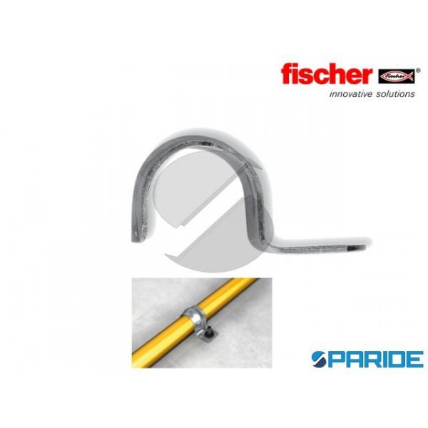 GAFFETTA D 20 MM PER TUBI 01173 FISCHER