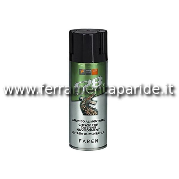 GRASSO USO ALIMENTARE F78 400 ML FAREN