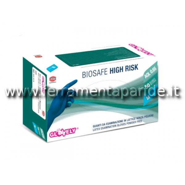 GUANTI IN LATTICE USA E GETTA BIOSAFE XL